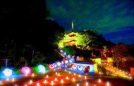飛鳥光の回廊・彼岸花祭り 2018
