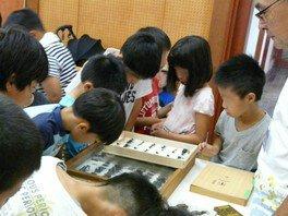 昆虫標本づくり教室