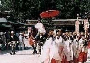 古例大祭(多賀祭り)