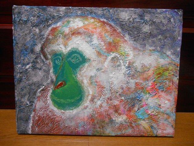 有澤英子『景』心のうちにある景色 油絵展