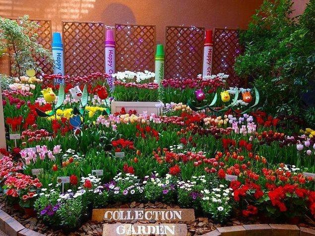 春季特別企画展「チューリくんの自慢のコレクション展」