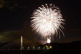 【2020年開催なし】三春の里夏まつり花火大会