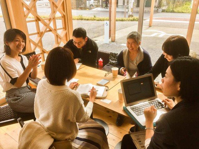 宿毛まちの作戦会議 VOL.2@林邸カフェ