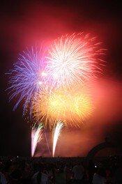 【2020年中止】旭市いいおかYOU・遊フェスティバル2019海浜花火大会