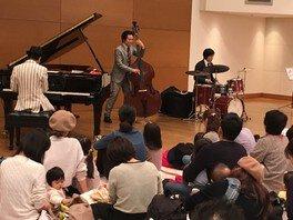 0才からのジャズコンサート(みよし)