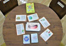 さすてな☆SDGsカードゲーム体験~食ロス編~