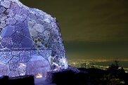 六甲山光のアート「Lightscape in Rokko」 ~ 冬バージョン「冬はつとめて」 ~