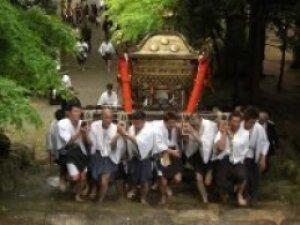 胡宮神社 古例祭