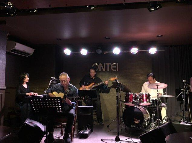 Saturday Jazz Live Dr小畑孝廣Quartet+Vo伊藤綾(4月)