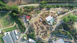 コモレビ農園ひみつの花園 風鈴祭り2018