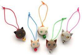 猫毛マスコット・バッジの教室@猫毛祭り