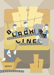 体験型リアル謎解きイベント「BLACK LINE」