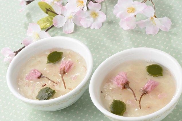 開花!春のスイーツ・ジャポネ~桜の巻~
