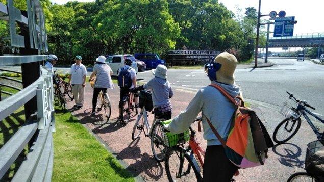 春の一ツ葉神話と花めぐり2019 サイクリングツアー
