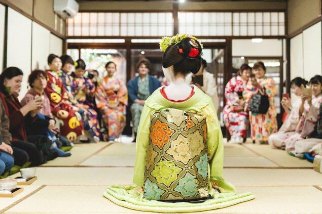 2019 Spring  MAIKO SHOW 御池別邸