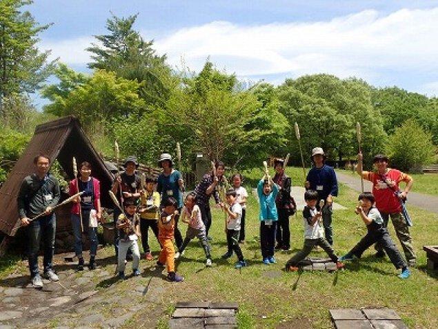 富士山親子キャンプ~はじめて編~