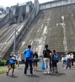 水道のしくみ「彩」発見! ダム・浄水場見学ツアー