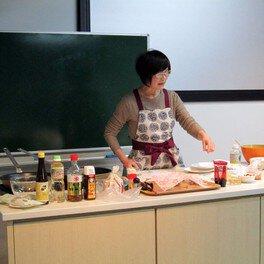カレー粉を使った簡単!乾物料理講座