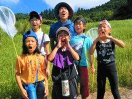 ちびっこ昆虫キャンプ