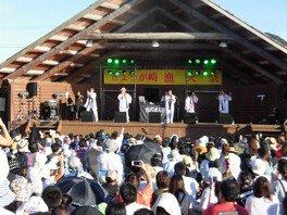 魚津ヶ崎公園野外ステージ