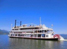 琵琶湖周航の歌をたどる 湖西の旅