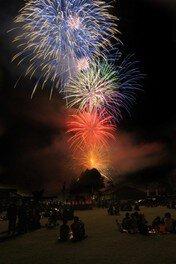 なおかわ夏祭り&夜空を彩る花火大会