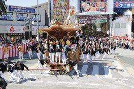 岸和田だんじり祭(9月祭礼)
