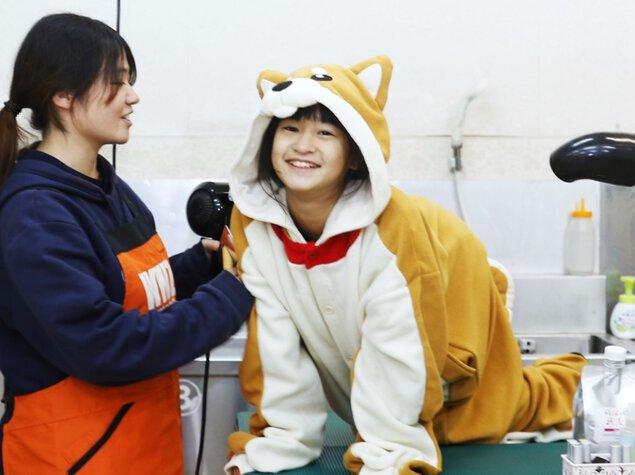IPCわんわん動物園 春イベント