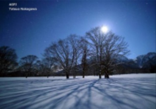 企画展「日本星景写真協会写真展 -星の風景2020-」