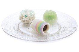 虹にまつわる和菓子作り教室