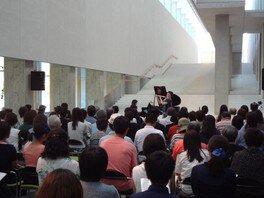 岩手県立美術館 ミュージアムコンサート