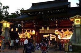 【2020年開催なし】湊川神社夏まつり~献燈祭・菊水天神祭~