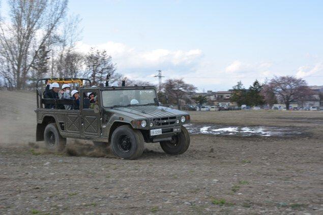 陸上自衛隊松本駐屯地創設69周年記念行事