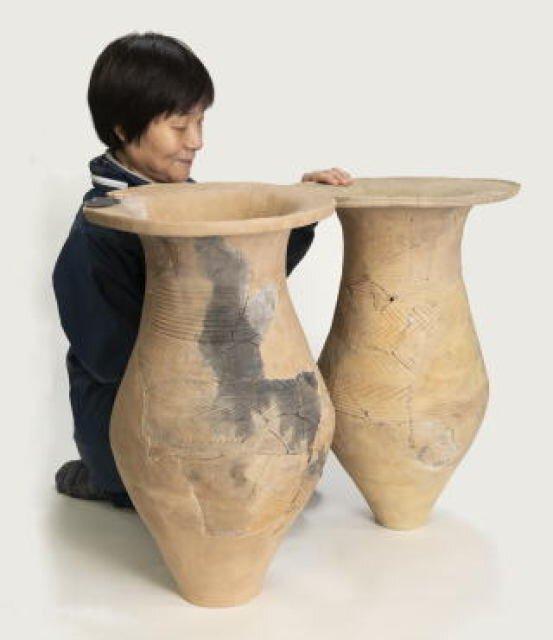 ギャラリー展「2000年前の弥生土器 -出雲型広口壺の生産-」