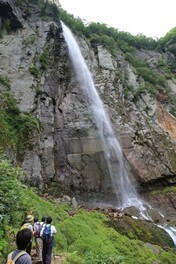 米子大瀑布 サマーハイキング