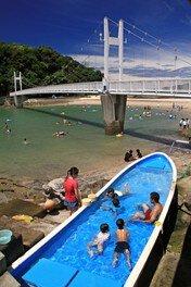 【海水浴】湯の児海水浴場