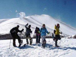 スノーシューハイキング体験ツアー 軽井沢「スモールピークハント」