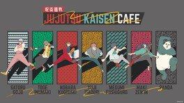 呪術廻戦カフェ