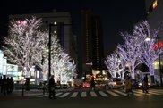 大井町駅前周辺