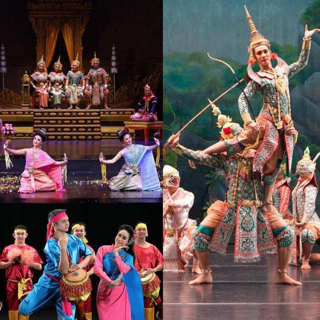 タイ王立舞踊団~至宝の舞~<中止となりました>