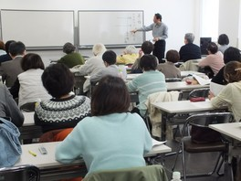 文学講座「源氏物語を読む~夕顔・三~」
