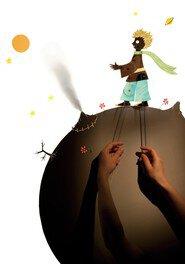 滋賀県アートコラボレーション事業 音楽影絵劇 劇団かしの樹「星の王子さま」<中止となりました>