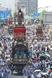 【2020年観覧中止】熊谷うちわ祭