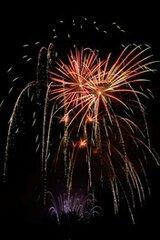 第44回占冠村ふるさと祭り 前夜祭花火大会