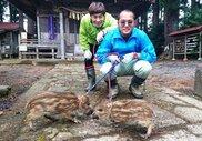 初詣 千年の杜 坪沼八幡神社