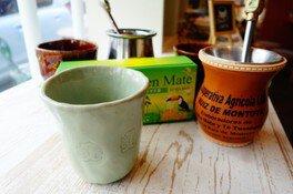 はじめてのマテ茶と陶芸フリーカップ作りワークショップ