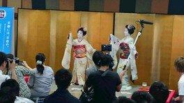 先斗町ザ・プレミアム・モルツ ビアホールin歌舞練場