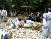 熊野神社及び野神山