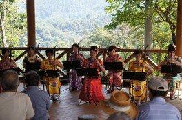 広島市森林公園 二胡コンサート