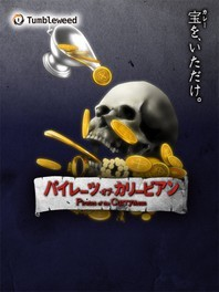 リアル謎解きゲーム「パイレーツ・オブ・カリービアン」